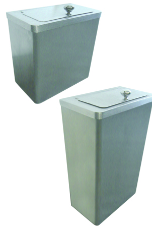 stainless-steel-sanitary-bin-with-flat-lid